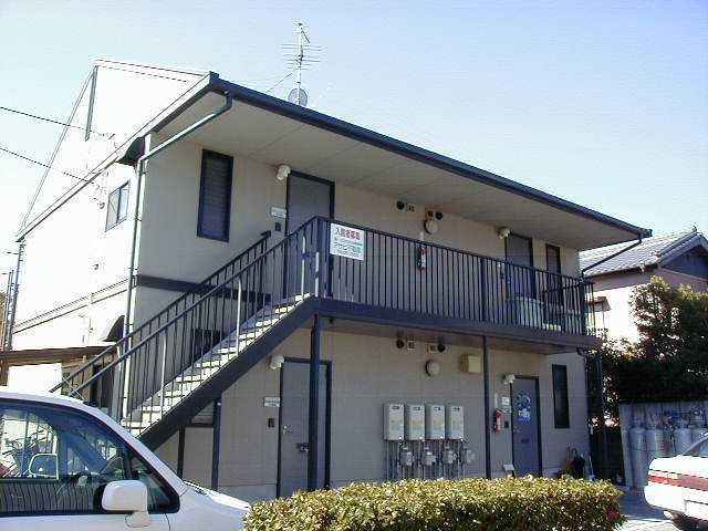 高知県高知市、舟戸駅徒歩1分の築23年 2階建の賃貸アパート