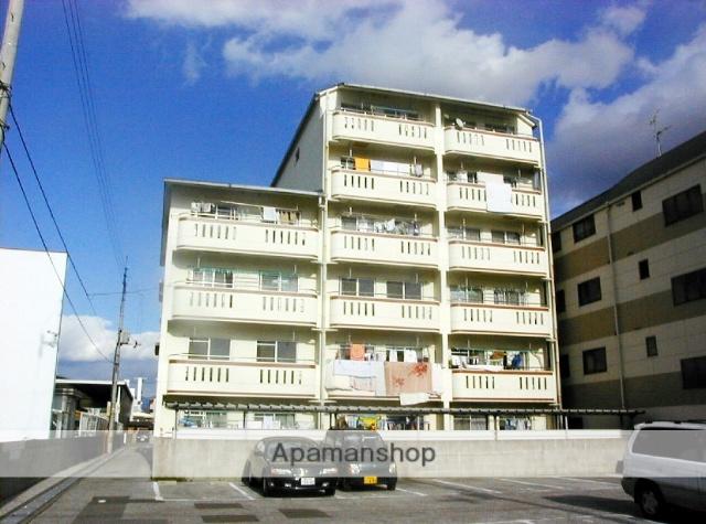高知県高知市、介良通駅徒歩5分の築29年 6階建の賃貸マンション