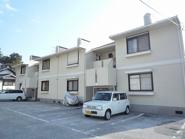 高知県高知市、舟戸駅徒歩3分の築30年 2階建の賃貸アパート