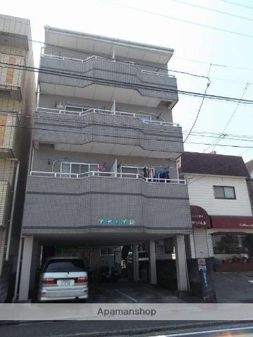 高知県高知市、県立美術館通駅徒歩9分の築24年 4階建の賃貸マンション