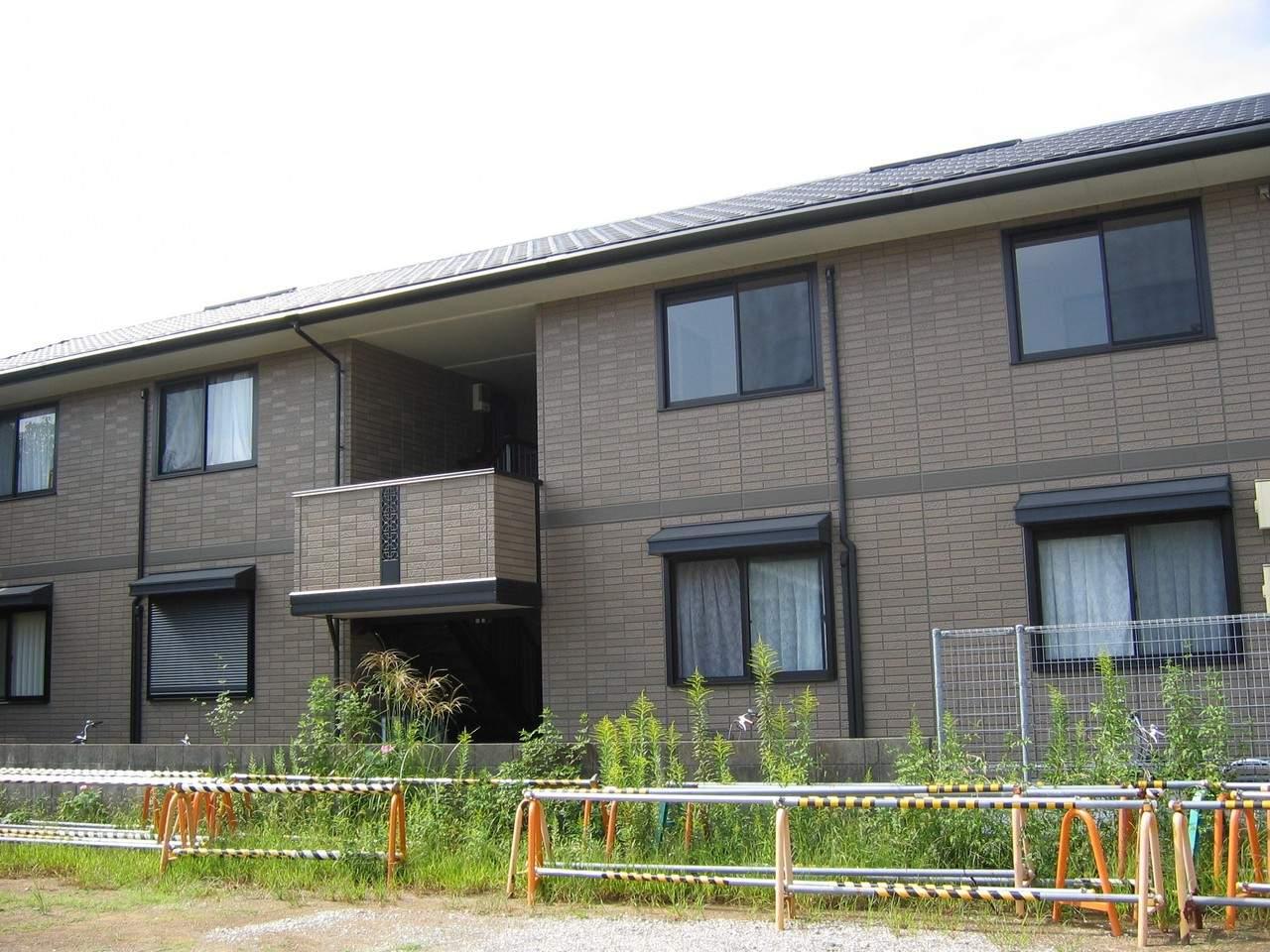 高知県高知市、菜園場町駅徒歩3分の築16年 2階建の賃貸アパート