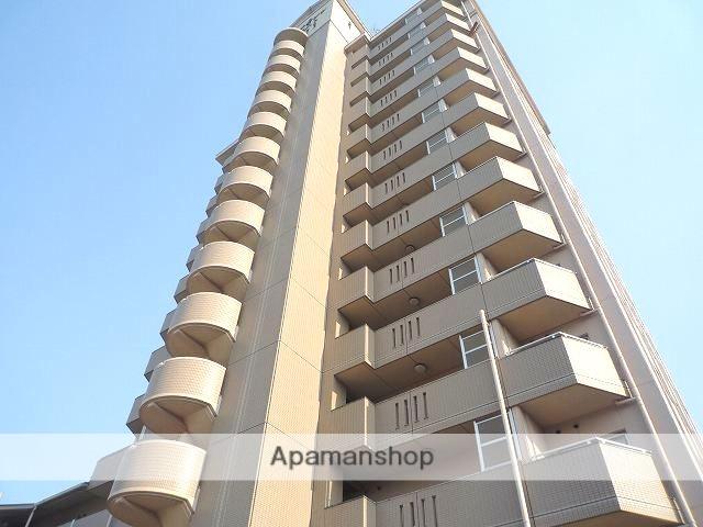 高知県高知市、舟戸駅徒歩5分の築21年 14階建の賃貸マンション