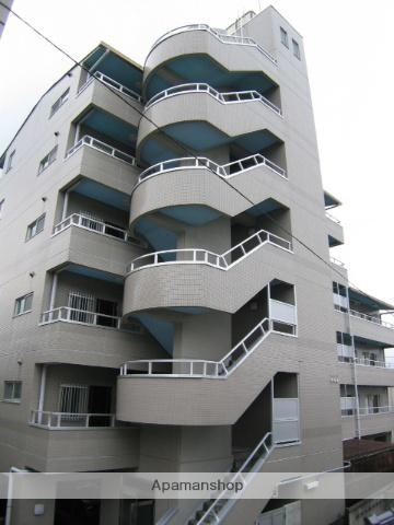 高知県高知市、土佐大津駅徒歩10分の築23年 6階建の賃貸マンション