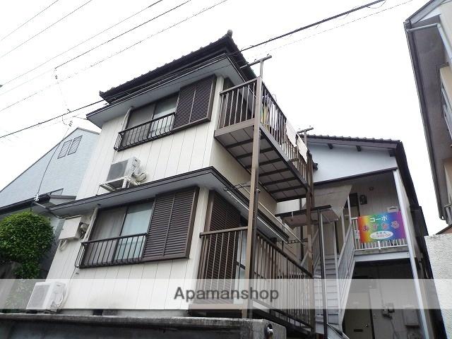 高知県高知市、北浦駅徒歩16分の築30年 2階建の賃貸アパート