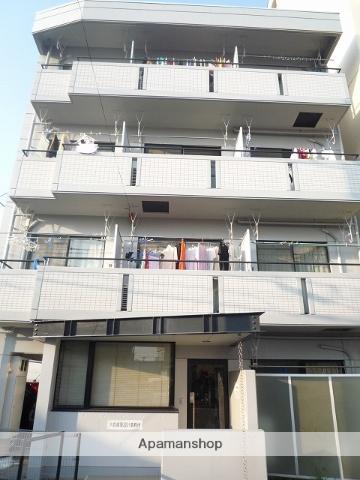 高知県高知市、菜園場町駅徒歩11分の築28年 4階建の賃貸マンション