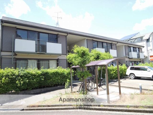 高知県高知市、舟戸駅徒歩4分の築22年 2階建の賃貸アパート