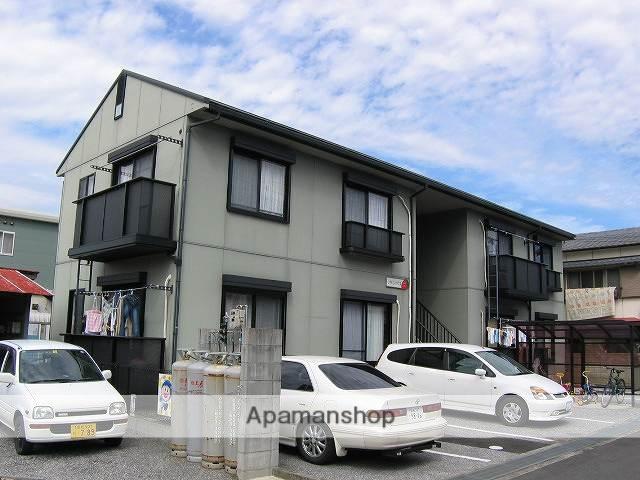高知県高知市の築18年 2階建の賃貸アパート