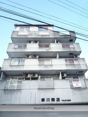高知県高知市、北浦駅徒歩3分の築32年 5階建の賃貸マンション