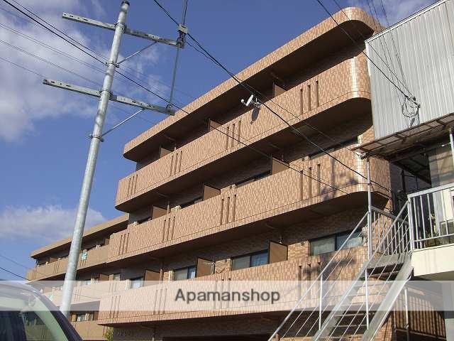 高知県高知市、北浦駅徒歩3分の築13年 4階建の賃貸マンション