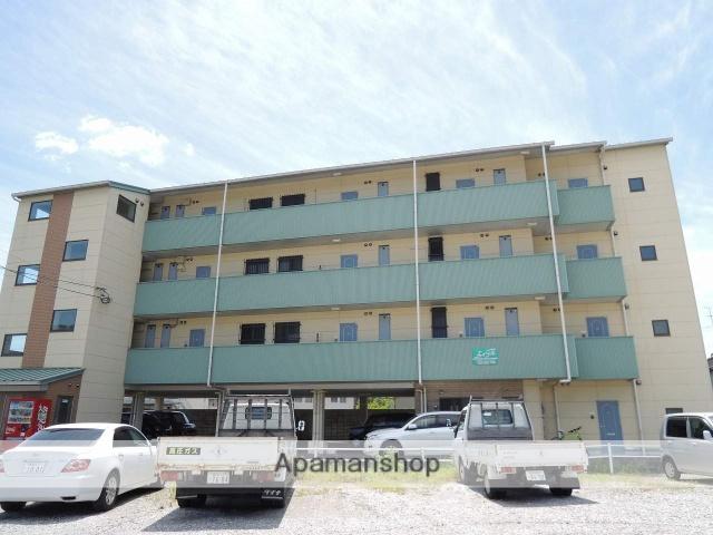 高知県高知市、土佐大津駅徒歩6分の築15年 4階建の賃貸マンション