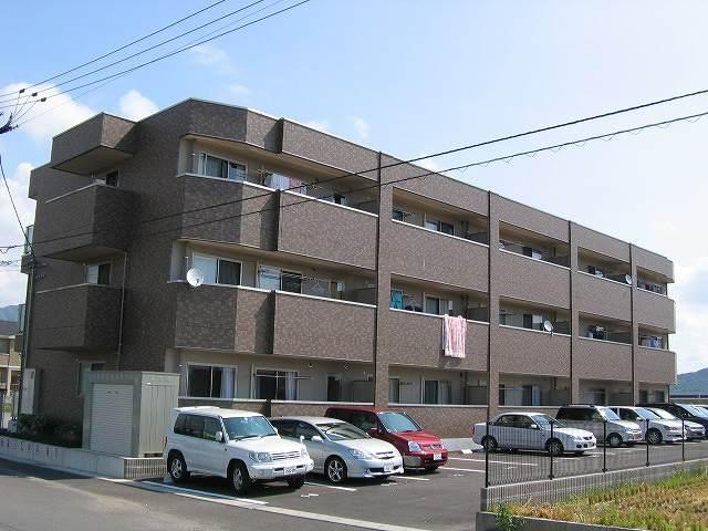 高知県高知市、薊野駅徒歩14分の築13年 3階建の賃貸マンション