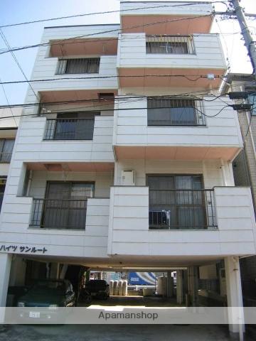 高知県高知市、知寄町三丁目駅徒歩3分の築29年 3階建の賃貸マンション
