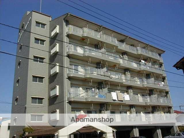 高知県高知市の築30年 6階建の賃貸マンション