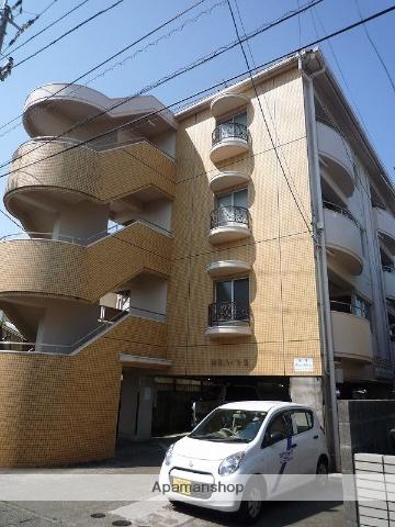高知県高知市、介良通駅徒歩3分の築29年 4階建の賃貸マンション