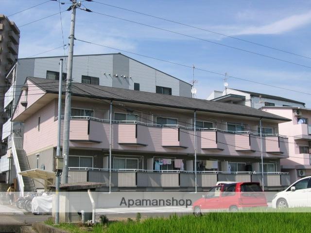 高知県高知市、舟戸駅徒歩9分の築21年 2階建の賃貸アパート