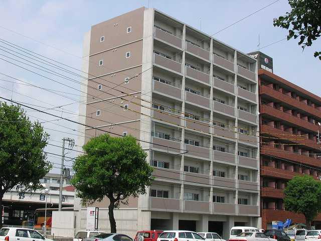 高知県高知市、知寄町三丁目駅徒歩3分の築13年 8階建の賃貸マンション