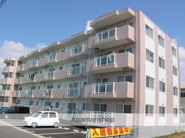 高知県高知市、薊野駅徒歩12分の築13年 4階建の賃貸マンション