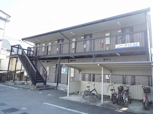 高知県高知市、知寄町駅徒歩11分の築15年 2階建の賃貸アパート