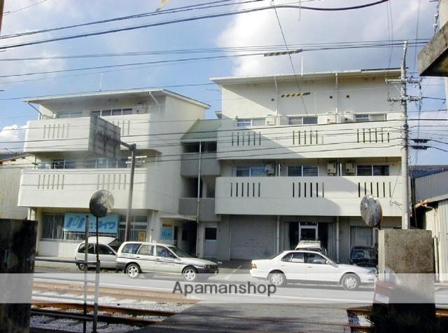高知県高知市、新木駅徒歩1分の築31年 3階建の賃貸マンション