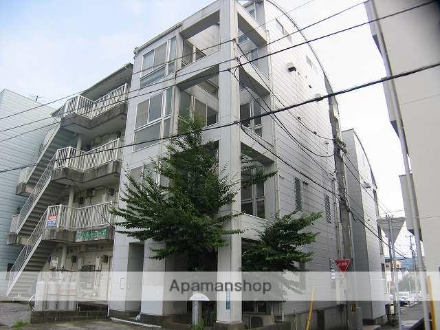 高知県高知市、桟橋通一丁目駅徒歩10分の築26年 4階建の賃貸マンション
