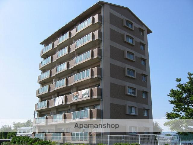高知県香南市、のいち駅徒歩17分の築21年 7階建の賃貸マンション