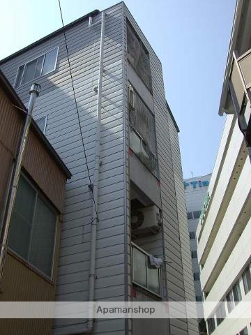 高知県高知市、グランド通駅徒歩5分の築24年 4階建の賃貸マンション