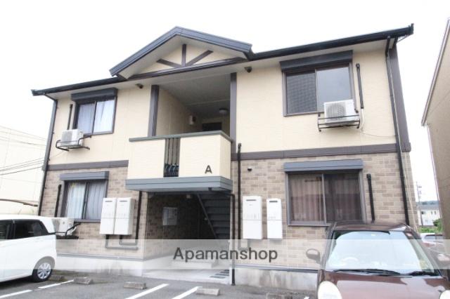 高知県南国市、後免東町駅徒歩11分の築14年 2階建の賃貸アパート
