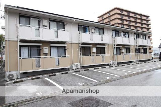 高知県高知市、新木駅徒歩7分の築29年 2階建の賃貸アパート