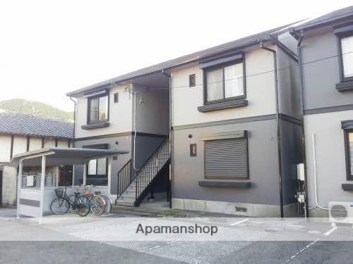 高知県高知市、鹿児駅徒歩20分の築21年 2階建の賃貸アパート