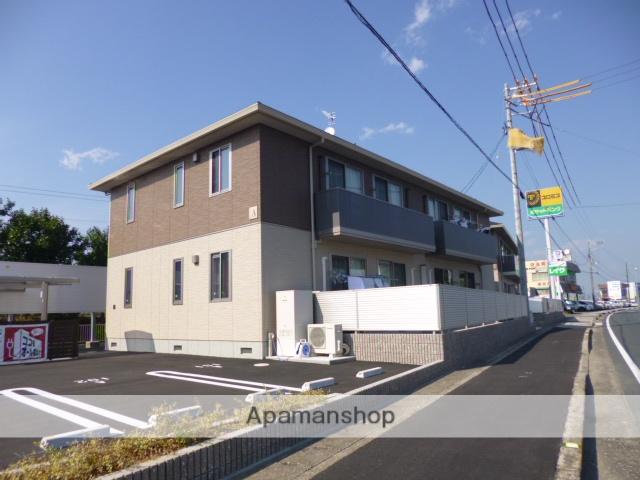 高知県高知市、土佐大津駅徒歩2分の築4年 2階建の賃貸アパート