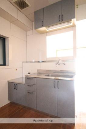 DRハウス2[1LDK/48.3m2]のキッチン