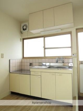 西泉荘[2K/33.06m2]のキッチン