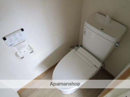 西泉荘[2K/33.06m2]のトイレ