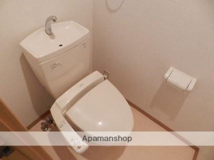 ニューシティアパートメンツ南小倉Ⅱ[1DK/30.58m2]のトイレ