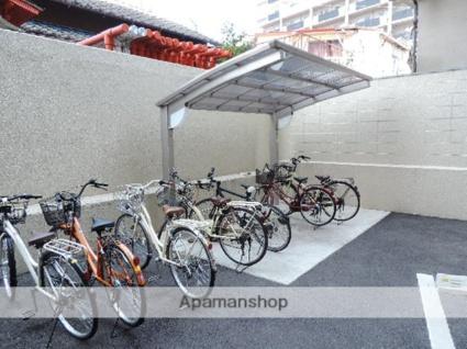 シュガーパーク[1K/26.58m2]の駐車場