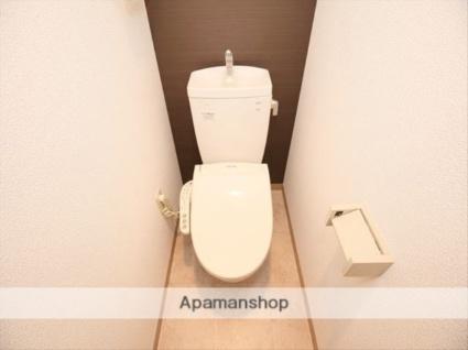 門司港レトロプリンセス[2K/32.25m2]のトイレ