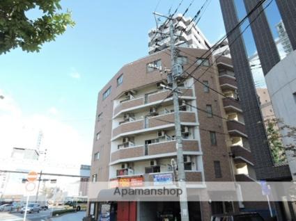 矢島ビル[1K/27.72m2]の外観1