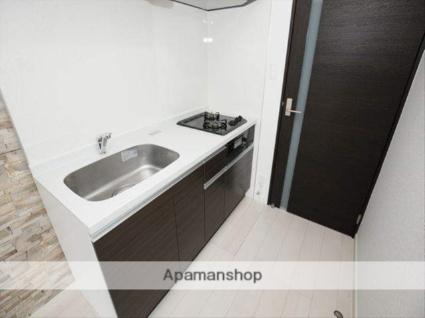 デザイナーズ ザ・レトロ[1DK/25.2m2]のキッチン