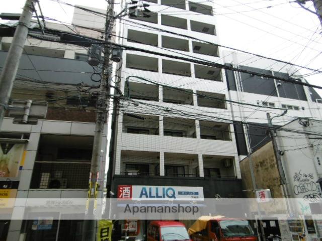 福岡県福岡市中央区、西鉄福岡(天神)駅徒歩7分の築9年 10階建の賃貸マンション