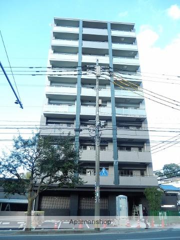 福岡県福岡市中央区、別府駅徒歩15分の築2年 10階建の賃貸マンション