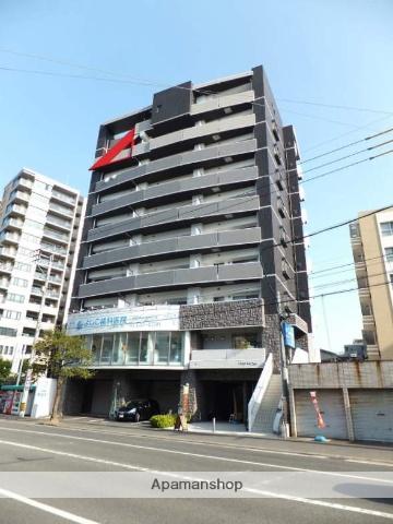 福岡県福岡市中央区、唐人町駅徒歩12分の築8年 10階建の賃貸マンション