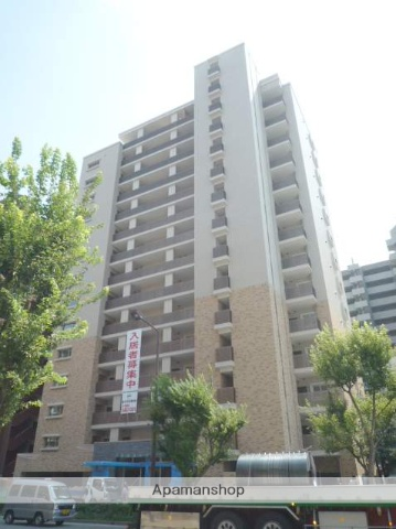 福岡県福岡市中央区、大濠公園駅徒歩6分の築7年 15階建の賃貸マンション
