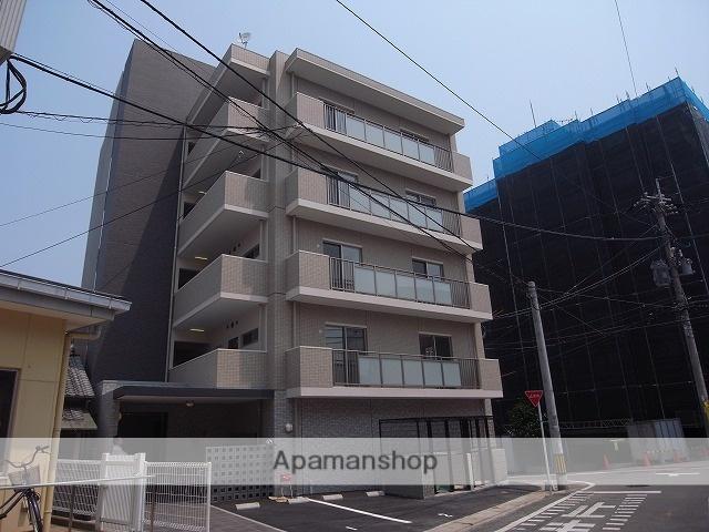 福岡県福岡市中央区、西鉄平尾駅徒歩19分の築4年 6階建の賃貸マンション