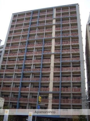 福岡県福岡市中央区、西鉄福岡(天神)駅徒歩10分の築3年 14階建の賃貸マンション