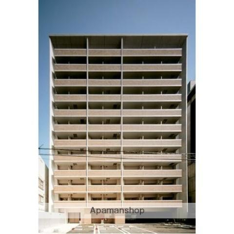 福岡県福岡市中央区、薬院駅徒歩3分の築10年 12階建の賃貸マンション