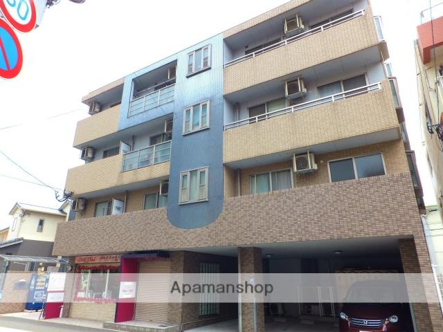 福岡県福岡市中央区、別府駅徒歩13分の築13年 4階建の賃貸マンション