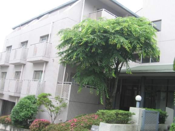 福岡県福岡市中央区、薬院駅徒歩13分の築28年 4階建の賃貸マンション
