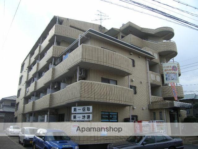 福岡県福岡市南区、竹下駅徒歩26分の築28年 5階建の賃貸マンション