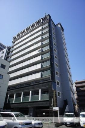 福岡県福岡市中央区、天神駅徒歩5分の築12年 12階建の賃貸マンション
