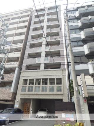 福岡県福岡市中央区、西鉄福岡(天神)駅徒歩12分の築12年 10階建の賃貸マンション